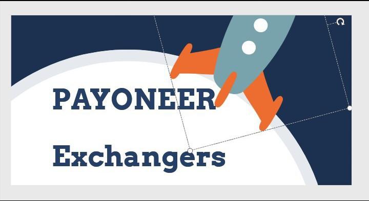 Payoneer exchangers