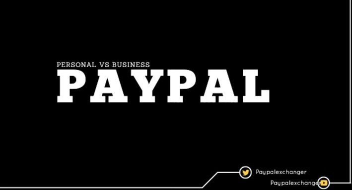 Difference between personal and business paypal