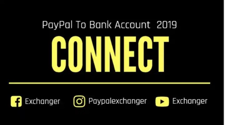 Connect bank with paypal