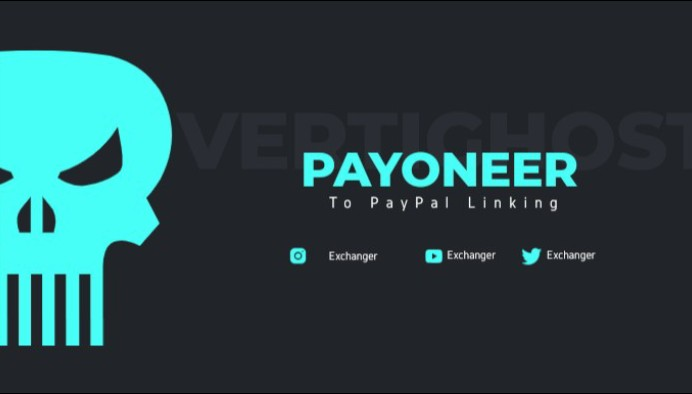 Link payoneer with PayPal