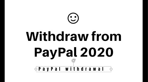 Withdraw from PayPal in Nigeria