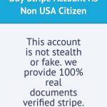 Buy Verified Stripe Account 2021